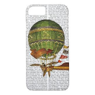 Coque iPhone 8/7 Vert chaud de ballon à air