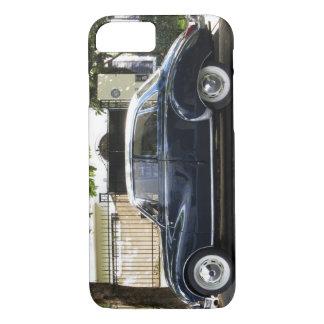 Coque iPhone 8/7 Vieille mais très bien gardée voiture d'Audi
