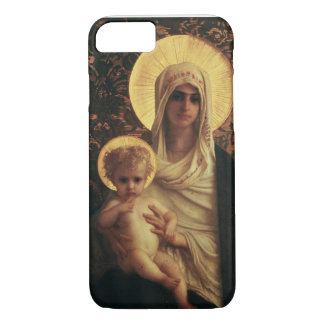 Coque iPhone 8/7 Vierge et enfant, 1872