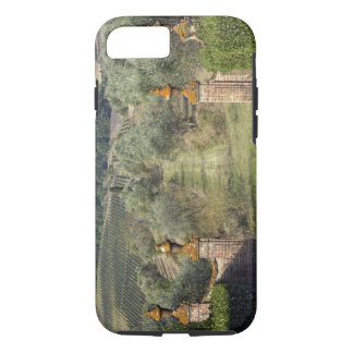 Coque iPhone 8/7 Vignobles, Toscane, Italie