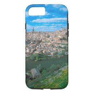 Coque iPhone 8/7 Ville antique de Toledo, Espagne