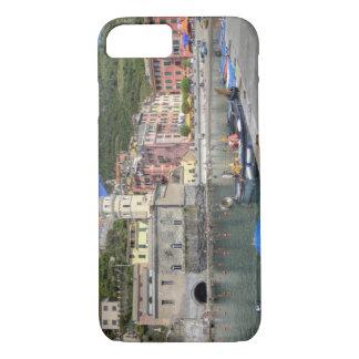 Coque iPhone 8/7 Ville de Hillside de Vernazza, Cinque Terre,