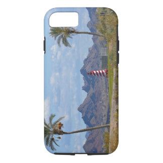 Coque iPhone 8/7 Ville des Etats-Unis, Arizona, Lake Havasu. Phare