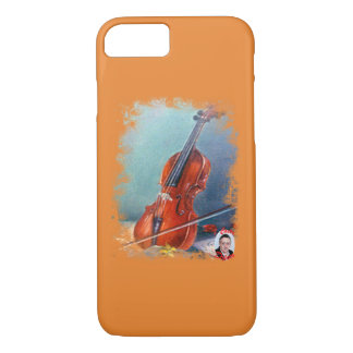 Coque iPhone 8/7 Violon/Violon
