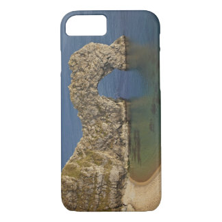 Coque iPhone 8/7 Voûte de porte de Durdle, patrimoine mondial