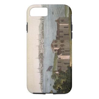 Coque iPhone 8/7 Vue de Boston, de 'Le Costume Ancien et Moderne