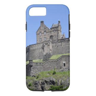 Coque iPhone 8/7 Vue de château d'Edimbourg, Edimbourg, Ecosse,