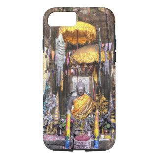 Coque iPhone 8/7 Vue de secteur d'autel à l'intérieur de temple