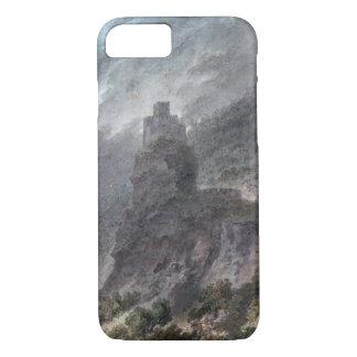 Coque iPhone 8/7 Vue d'un Schloss entre Bolzano et Trent, (la