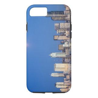 Coque iPhone 8/7 WA, horizon de Seattle, Seattle et baie 3