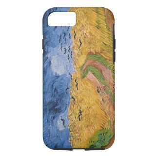 Coque iPhone 8/7 Wheatfield de Vincent van Gogh   avec des