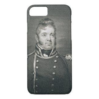Coque iPhone 8/7 William Bainbridge (1774-1833) gravé par George