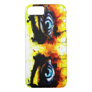 Coque iPhone 8/7 Yeux vivants