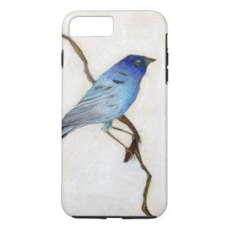 Coque iPhone 8 Plus/7 Plus 2012 peu bleu