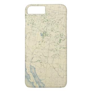 Coque iPhone 8 Plus/7 Plus 54 secteurs ont irrigué 1889