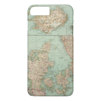Coque iPhone 8 Plus/7 Plus 65 Danemark, Islande