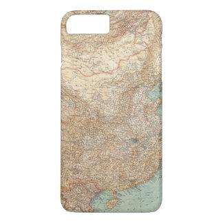 Coque iPhone 8 Plus/7 Plus 9798 dominion chinois, empire japonais