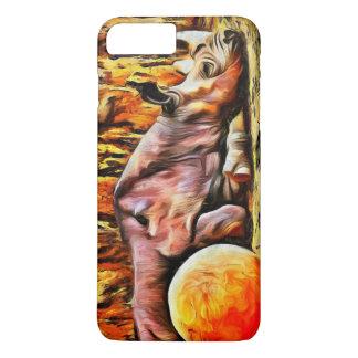 Coque iPhone 8 Plus/7 Plus Accueil à la couverture d'IPhone de jungle