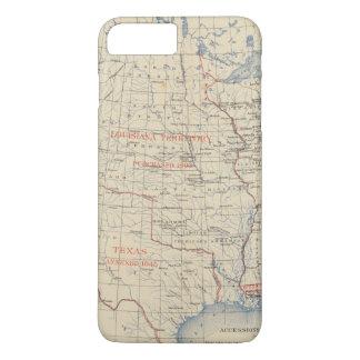 Coque iPhone 8 Plus/7 Plus Adhésions 1 de territoire