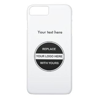 Coque iPhone 8 Plus/7 Plus Ajoutez votre logo d'affaires
