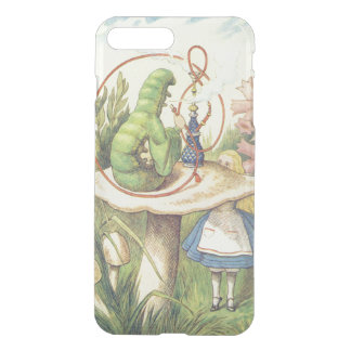 Coque iPhone 8 Plus/7 Plus Alice rencontre Caterpillar