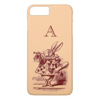 Coque iPhone 8 Plus/7 Plus Alice vintage au pays des merveilles