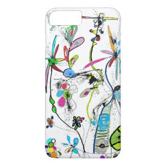 Coque iPhone 8 Plus / 7 Plus, Alice's Garden