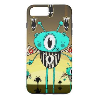 Coque iPhone 8 Plus/7 Plus Alien 2012 d'équipe
