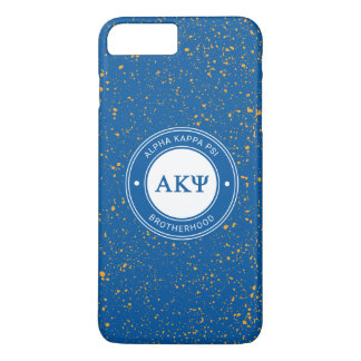 Coque iPhone 8 Plus/7 Plus Alpha insigne de livre par pouce carré | de Kappa