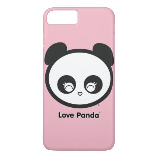 Coque iPhone 8 Plus/7 Plus Amour Panda®