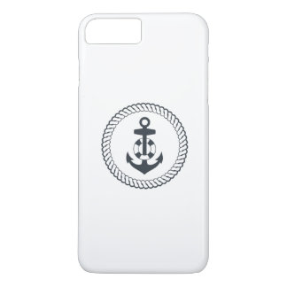 Coque iPhone 8 Plus/7 Plus Ancre mignonne