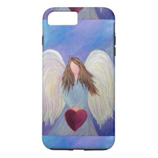 Coque iPhone 8 Plus/7 Plus Ange de l'amour