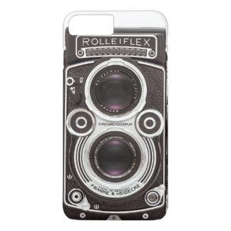 Coque iPhone 8 Plus/7 Plus Appareil-photo vintage de Rolleiflex
