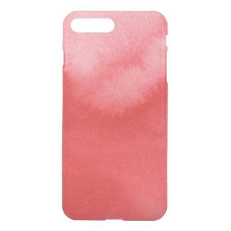 Coque iPhone 8 Plus/7 Plus arrière - plan coloré d'aquarelle pour vos 3