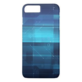 Coque iPhone 8 Plus/7 Plus Arrière - plan de pointe