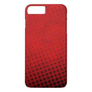 Coque iPhone 8 Plus/7 Plus Arrière - plan tramé de motif