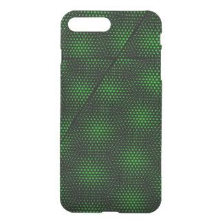 Coque iPhone 8 Plus/7 Plus Arrière - plan vert abstrait