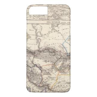 Coque iPhone 8 Plus/7 Plus Atque Parthicum Regna d'Indoscythicum