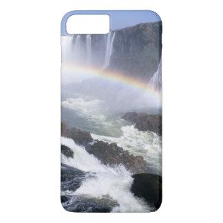 Coque iPhone 8 Plus/7 Plus Automnes d'Iguassu, état de Parana, Brésil. Vue