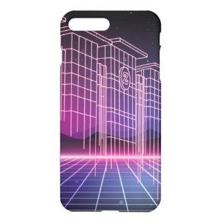 Coque iPhone 8 Plus/7 Plus Avenir de laser de Zazzle
