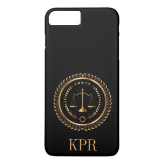 Coque iPhone 8 Plus/7 Plus Avocat, juridique, cas de l'iPhone 7 de juge - SRF