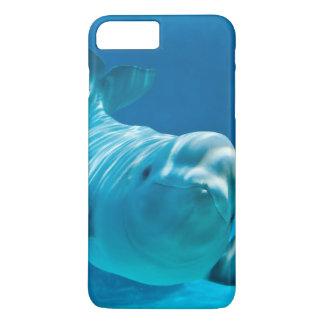 Coque iPhone 8 Plus/7 Plus Baleine de beluga