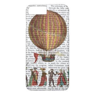 Coque iPhone 8 Plus/7 Plus Ballon à air et personnes chaud