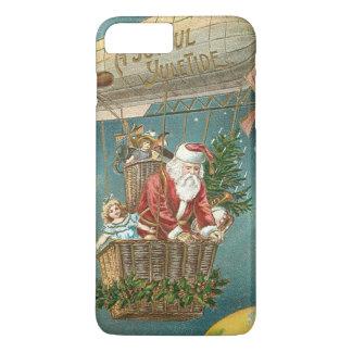 Coque iPhone 8 Plus/7 Plus Ballon d'arbre de Noël de cadeaux de présents de