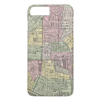 Coque iPhone 8 Plus/7 Plus Baltimore