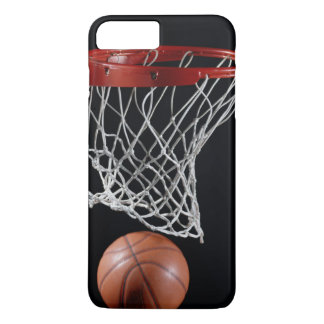 Coque iPhone 8 Plus/7 Plus Basket-ball dans le cercle