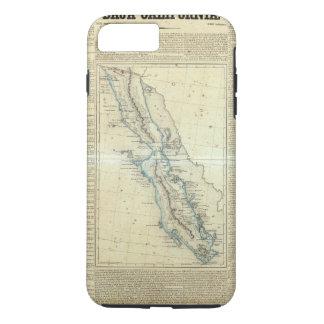 Coque iPhone 8 Plus/7 Plus Basse-Californie, Mexique