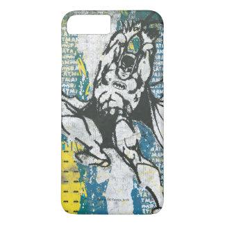 Coque iPhone 8 Plus/7 Plus Batman - montent le collage 2