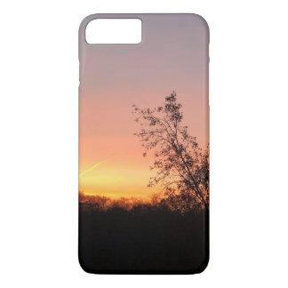 Coque iPhone 8 Plus/7 Plus Beau lever de soleil pour iPhone8/iPhone 7 +