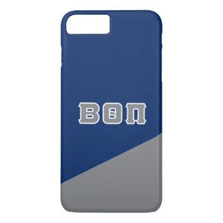Coque iPhone 8 Plus/7 Plus Bêtas lettres de Grec du thêta pi |